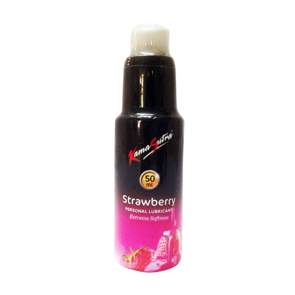 Sexcare KamaSutra Strawberry Personal Lubricant 50ml