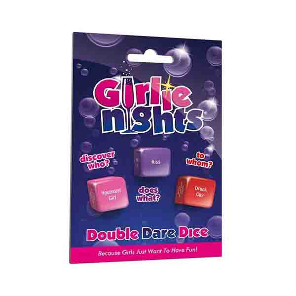 Sexcare Creative Conception Girlie Night Double Dare Dice