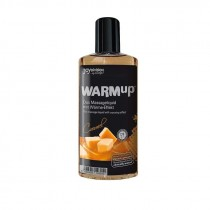 Sexcare WARMup Caramel Aromatic & Relaxing Premium Massage Oil 150 ml