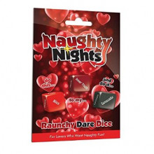 Sexcare - Creative Conceptions Naughty Nights - Raunchy Dare Dice