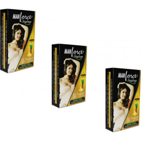 Manforce Staylong More time More Pleasure Pineapple Condom 30Pcs