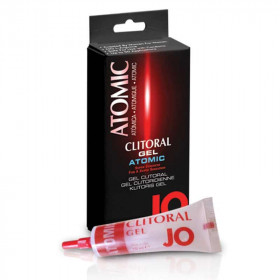 Sexcare System Jo Clitoral Stimulant Gel Atomic 10ml