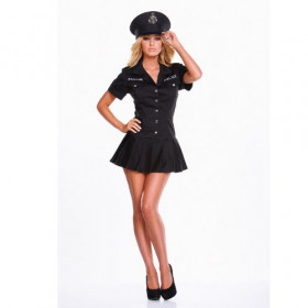 Naked 2PC Police Officer Set