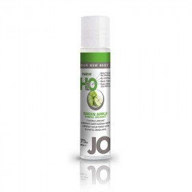 Sexcare JO H20 Flavored Lubricant Green Apple Sinful Delight 30ml