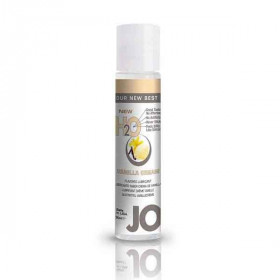 Sexcare JO H20 Flavored Lubricant Vanilla Cream 30ml