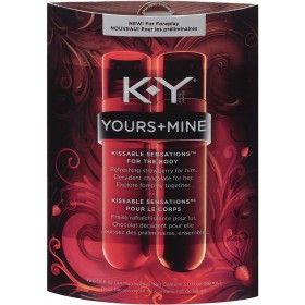 SEXCARE KY BRAND INTENSE EFFECTS KISSABLE GELS