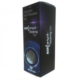 Sexcare Manforce Stay Long Gel 10g