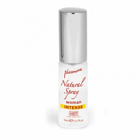 Sexcare HOT Woman Pheromon Natural Intence Spray to attract Men - 5ml