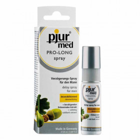 Sexcare  Pjur Med PRO- LONG spray 20ml